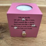 PERSONALISED Auntie Aunty Great Aunt Any Name Candle Gift.. Birthday - 233022754689